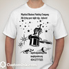 Tier#2 Reward MIPC T-Shirt, Magic Poster & Black Light.