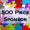 500 Piece Supporting Sponsor