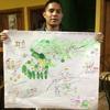Jairo Mora Missionary apprentice from Cabecar Tribe - Costa Rica
